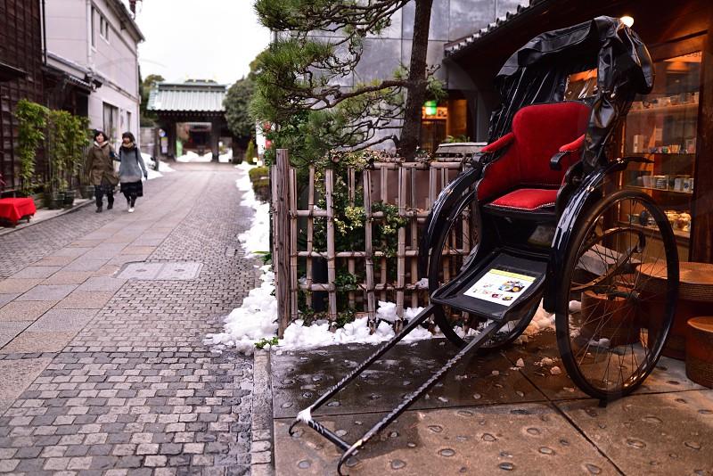 Kawagoe in Japan photo