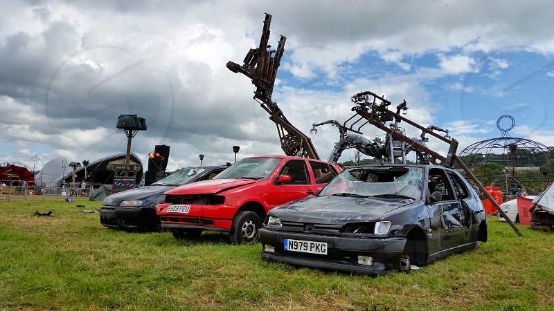 Cars. photo