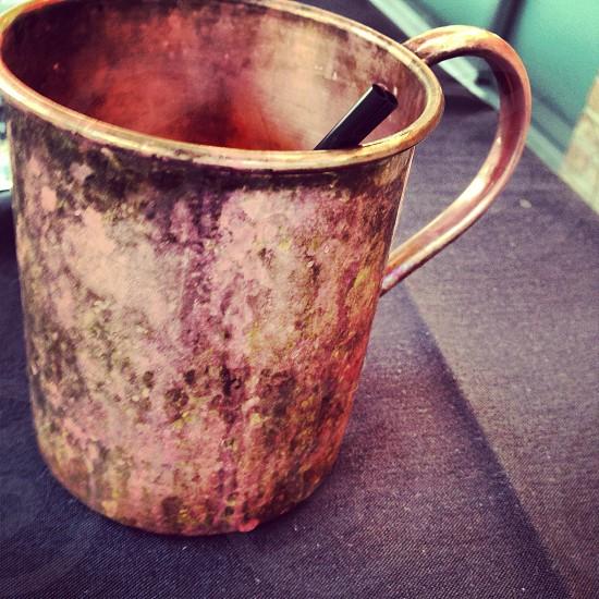 Moscow Mule / Copper Mug photo