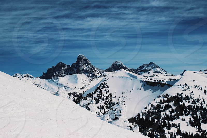 Grand Tetons photo