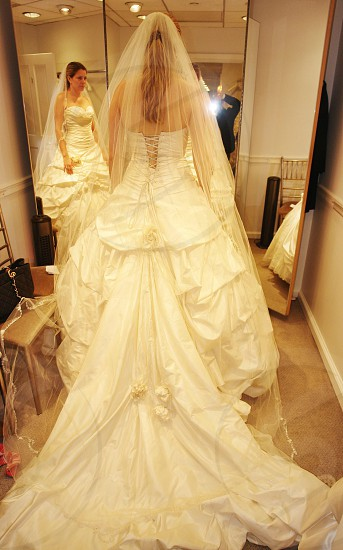 Pnina Tornai dress at Kleinfelds NYC photo