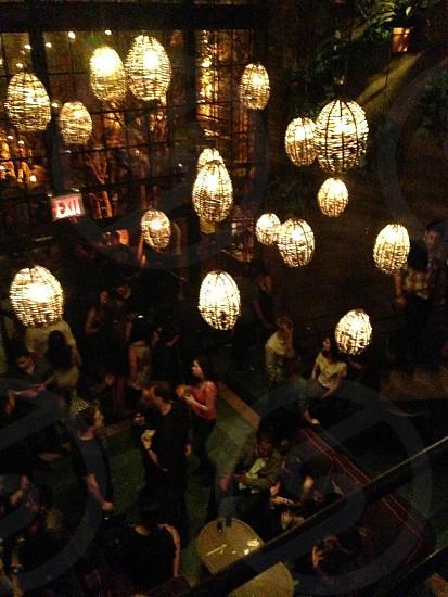 Club New York City Lights Party photo