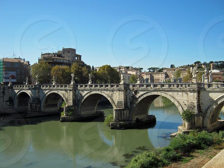 Ponte Sant'Angelo - Rome  photo