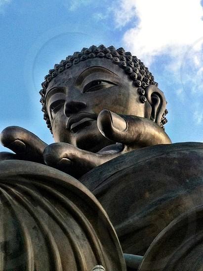 Tian Tan Buddha Hong Kong photo