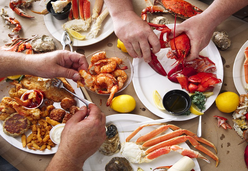 Seafood Feast photo