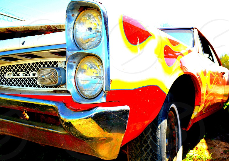 Old GTO Laredo TX photo