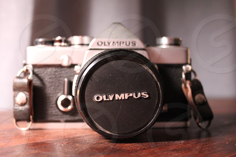 The revolutionary OM-1. It still takes stunning photographs today.  photo