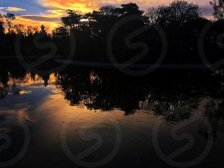 Chapultepec Lake photo