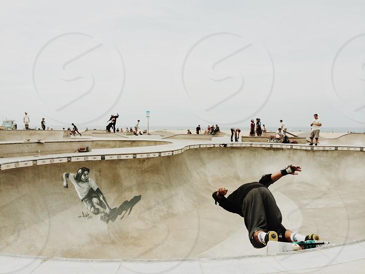 Skatepark photo