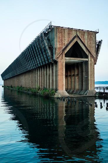 Docked dock photo