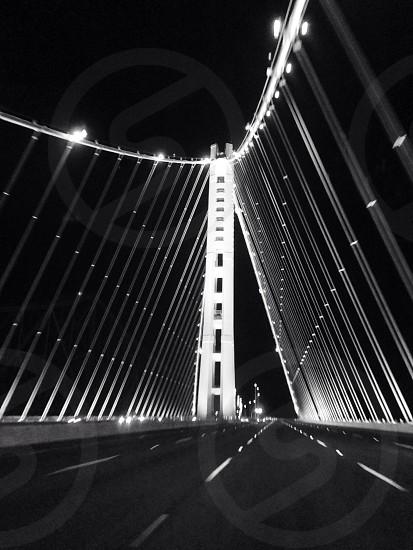 Bay Bridge San Francisco CA. photo