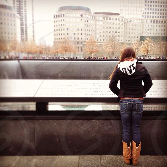 9/11 memorial NYC photo