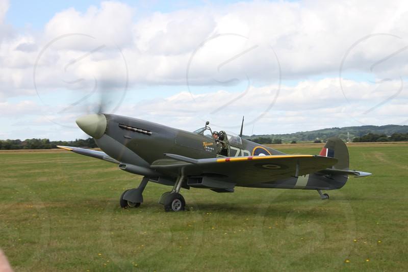Classic aviation photo