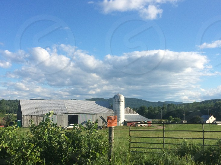 VT countryside  photo