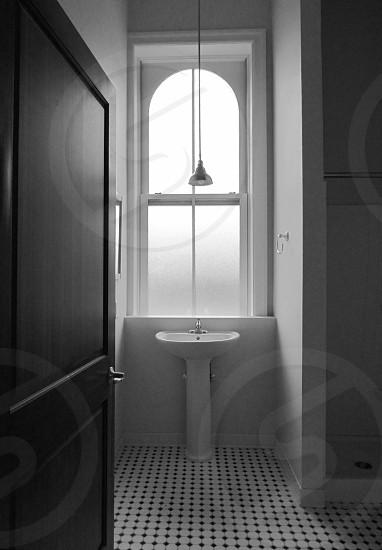 Open door. photo