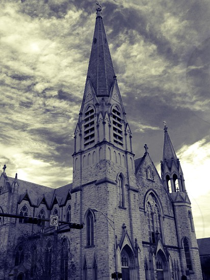 Church in Downtown Jacksonville FL photo