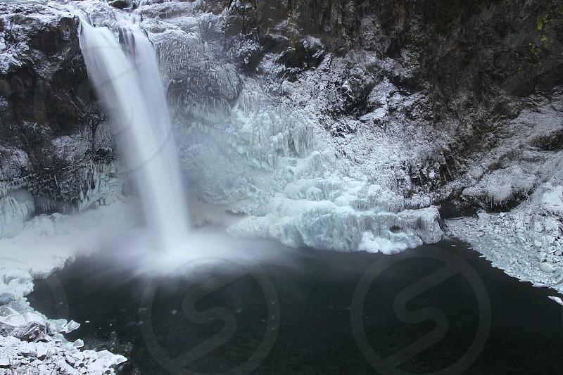Snoqualmie Falls Washington photo