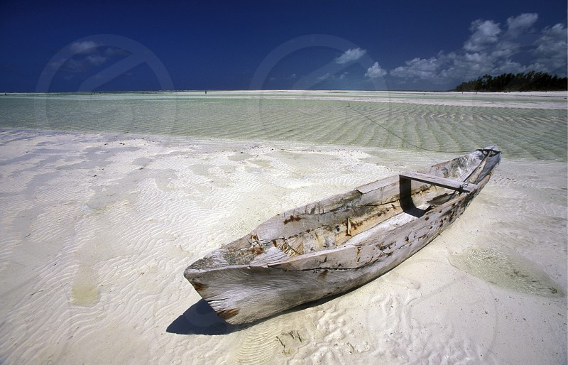 AFRICA TANZANIA ZANZIBAR EAST COAST INDIAN OCEAN photo