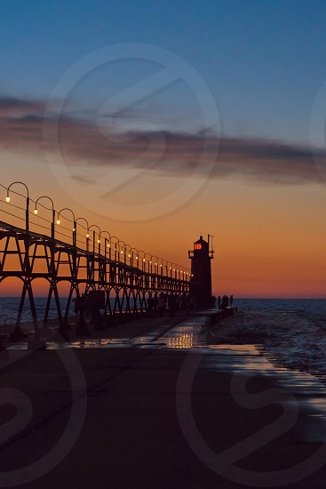 South Haven Michigan USA - Come On Up To The (Light) House photo