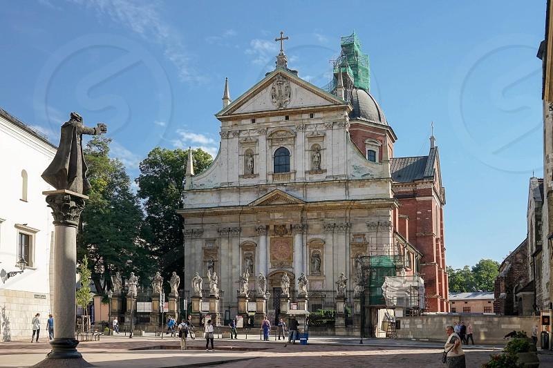 All Saints Parish Church in Krakow photo