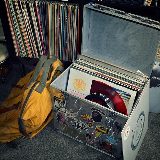 Record box pre Boogie Cartel  photo