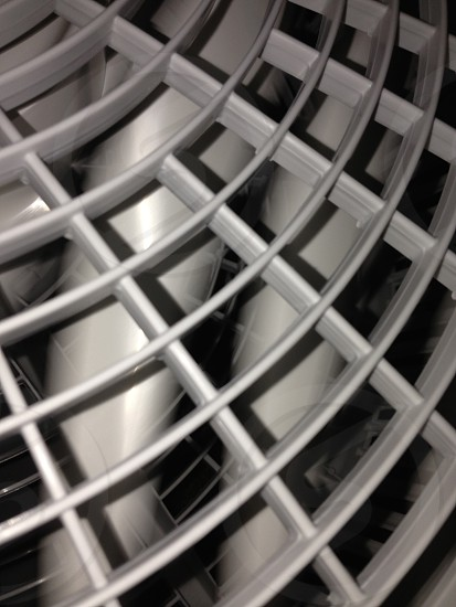 Pattern fan cover photo