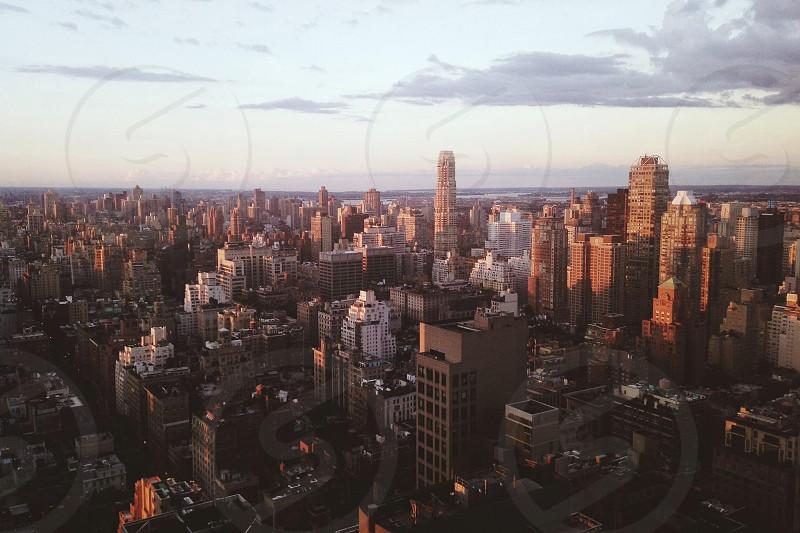 Empire State: Uptown Manhattan photo