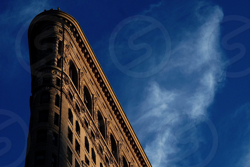 Flatiron Building New York NY. photo