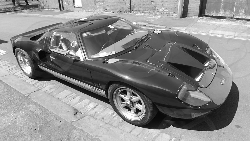 Ford GT40 photo