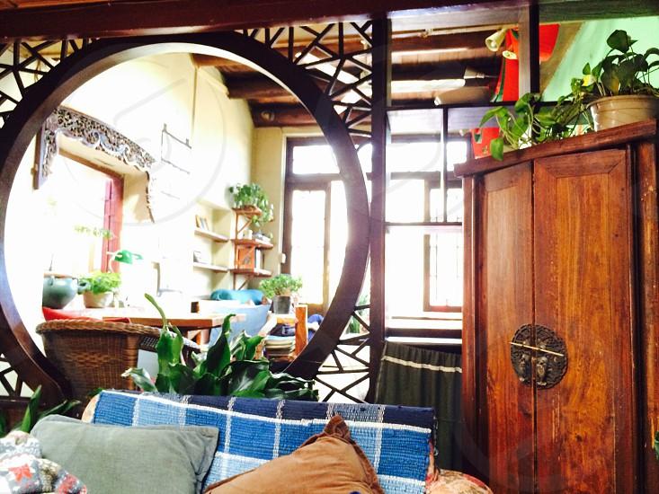 A pretty tea house photo