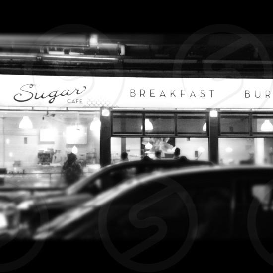 Breakfast for dinner in Manhattan  photo