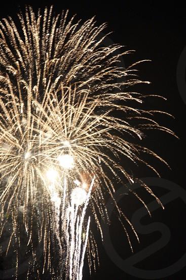 Beautiful 4th of July celebration.  photo