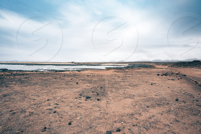 Land and seascapes of Fuerteventura photo