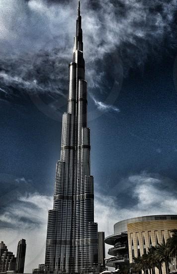The Burj Khalifa Dubai photo