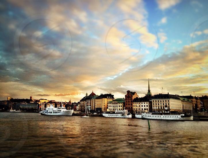 Stockholm Sweden.  photo