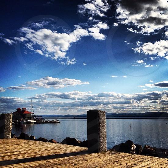 Waterfront Park Burlington VT. photo
