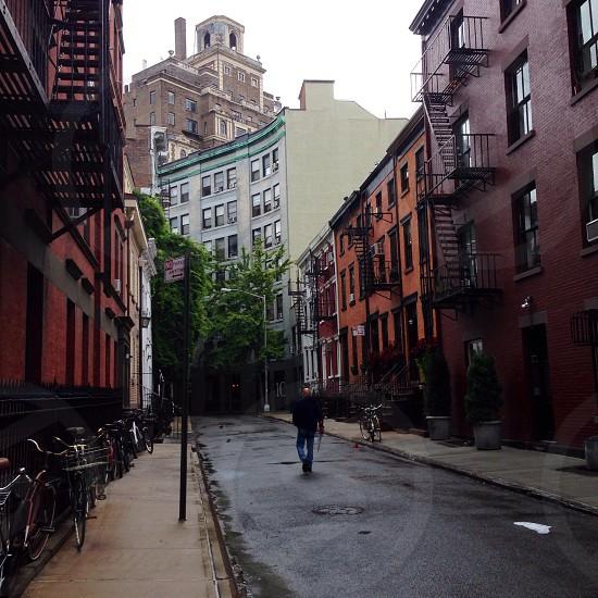 Gay Street West Village NYC photo