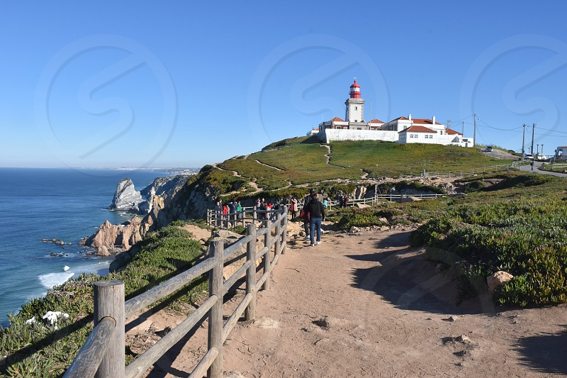 Cabo da Roca Portugal photo