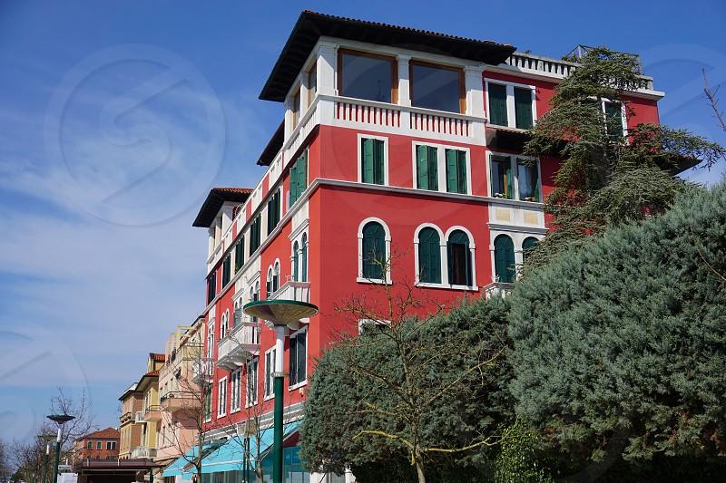 Lido di Venezia - Veneto Italy photo