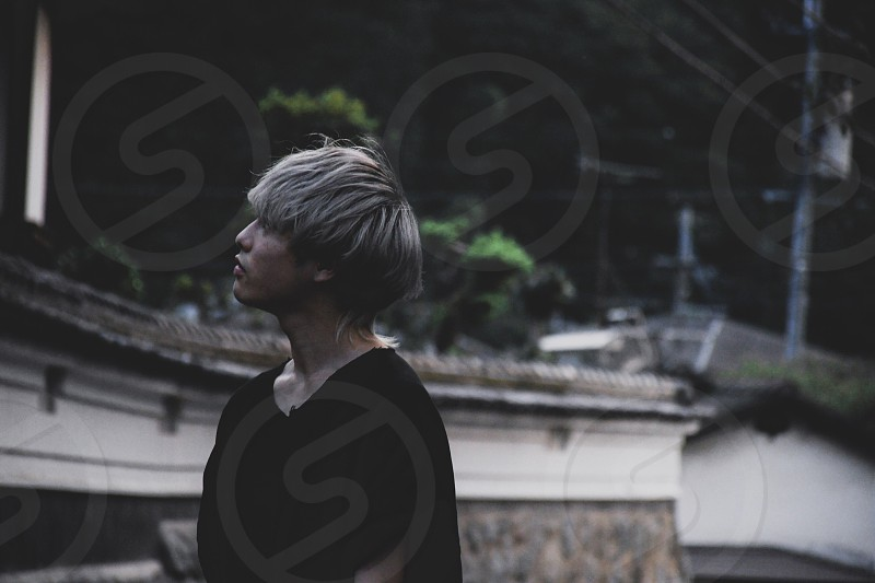 #Fukuoka #japan #asian #asia #japanese #portrait #men photo