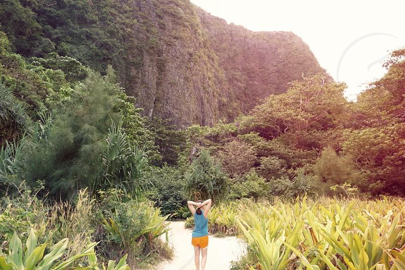 Ko Phi Phi Lee island | Thailand travel beach jungle adventure photo
