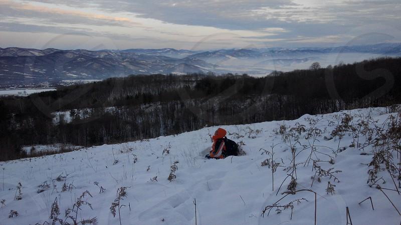 Winter Rest Spot photo
