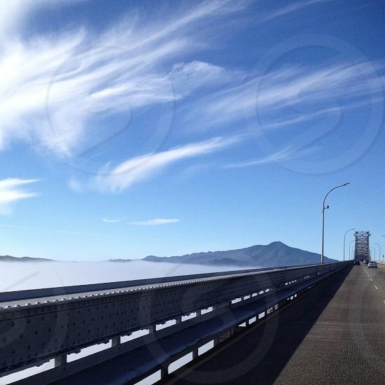 Richmond-San Rafael Bridge San Francisco Bay CA photo