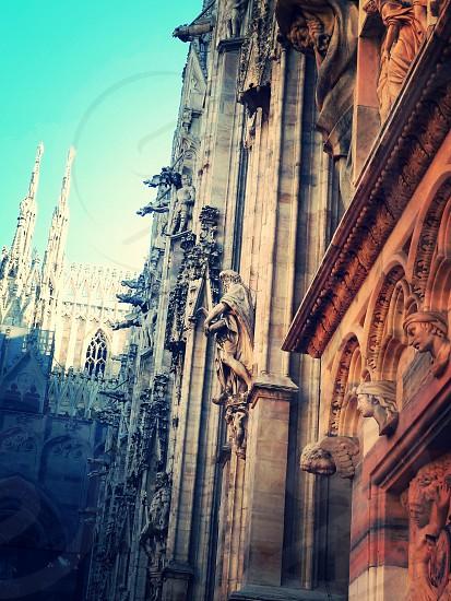 Duomo Milan photo