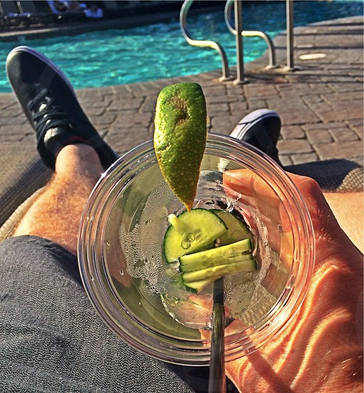 Cucumber Colin's Poolside at Embassy Suites. Mandalay Beach CA photo