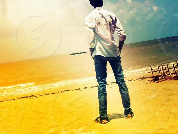 summer diaries #Me #summer #beach #best_of_mine #sun #sea #calm #attitude #weather #island #myself photo