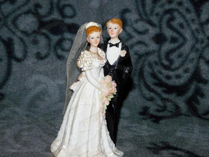 Wedding Cake Topper photo