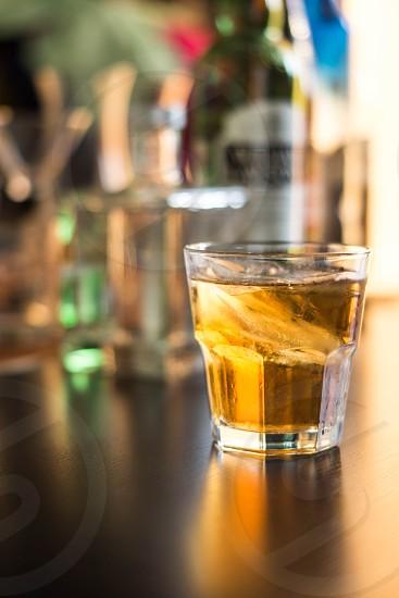Whiskey bar photo