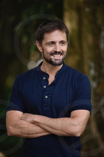 business man actor portrait photo