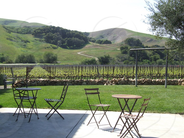 outdoor seating photo
